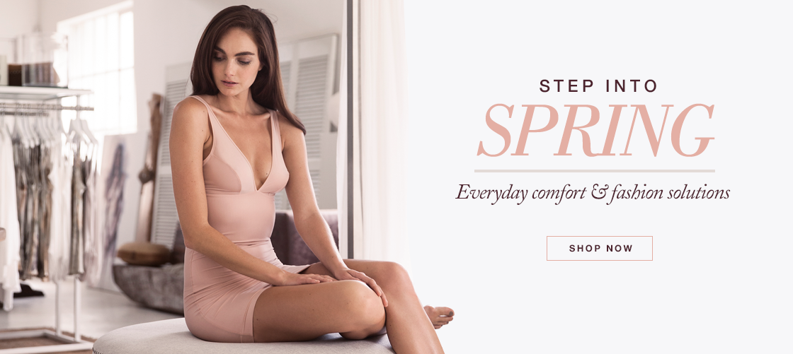 Step Into Spring - Everyday comfort and fashion solutions
